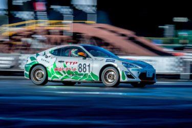 TOYOTA GAZOO Racing ラリーチャレンジ高岡万葉(2018/10/21)