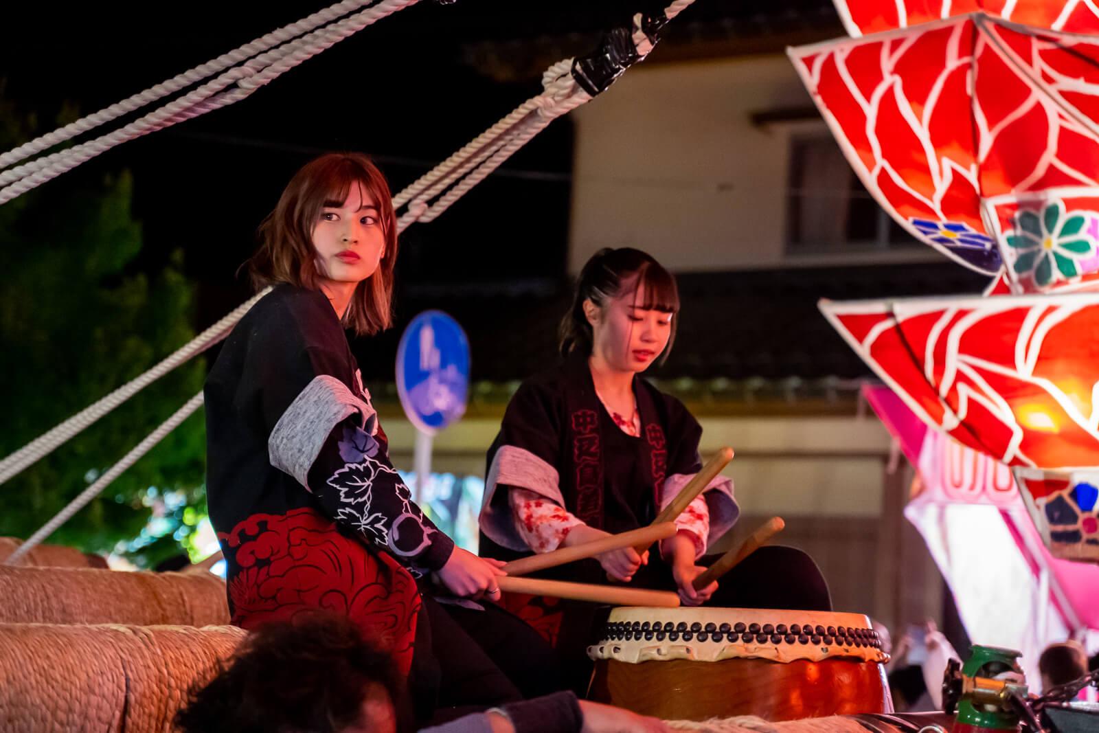 砺波市庄川観光祭2019