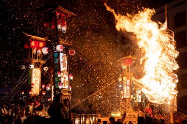 あばれ祭り(能登町宇出津キリコ祭り)(2019/7/5-6)