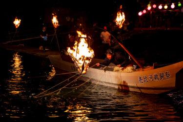 富山市売比河鵜飼祭(2019/5/25)