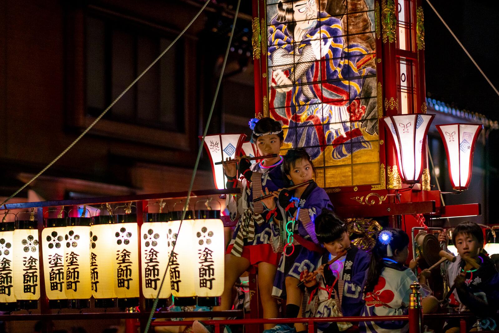 七尾祇園祭2019