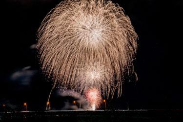 砺波市となみ野花火大会(2019/8/25)