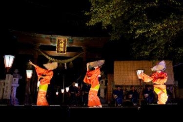 越中八尾おわら風の盆本祭最終日(2019/9/3)