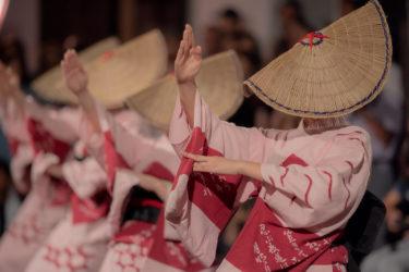越中八尾おわら風の盆前夜祭10日目 西町(2019/8/29)