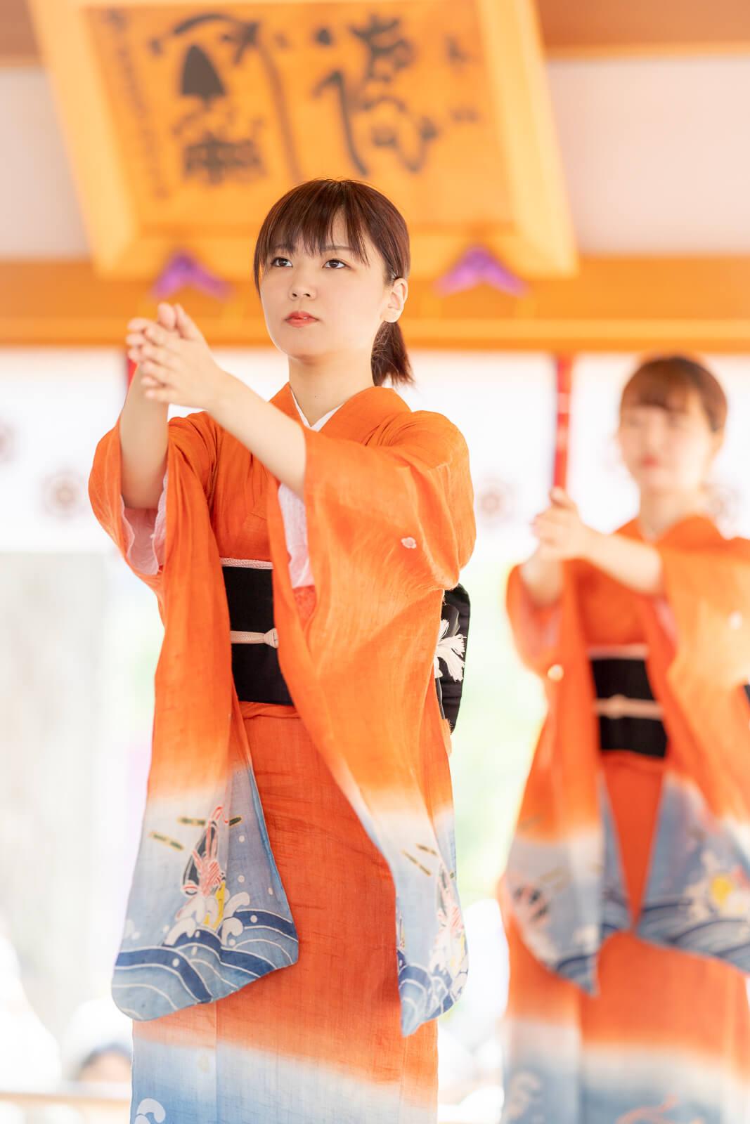五箇山こきりこ祭り2019